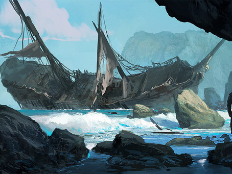 20 Rumored Shipwrecks for Treasure Hunters