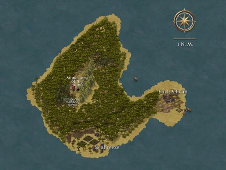 Angelfish Island