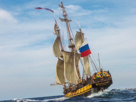 13 Ships to Encounter on the High Seas