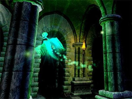 20 Ghosts to Haunt Your Castle