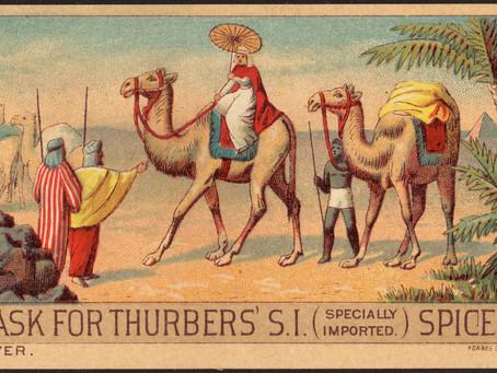 20 Trade Goods in the Desert Caravan