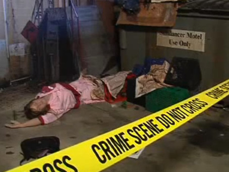 20 Grisly Scenes of Murder