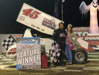 Kevin Nagy is your winner tonight at Grandview Speedway Inc.
