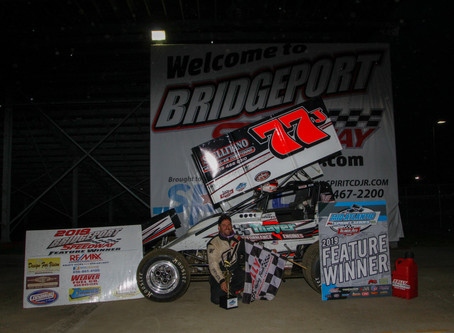 Geiges wins Bridgeport 3/8- Results