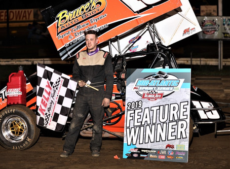 Bryant Davis Wins Opening Day - Results