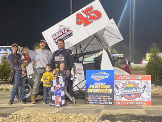 NAGY TAKES THE WIN AT NEW EGYPT!