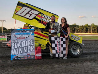 RICKY DIEVA IS YOUR WINNER AT Bridgeport Speedway-Results