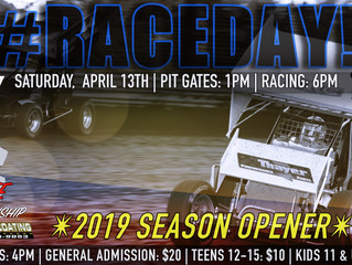 IT'S #RACEDAY AT NEW EGYPT SPEEDWAY!