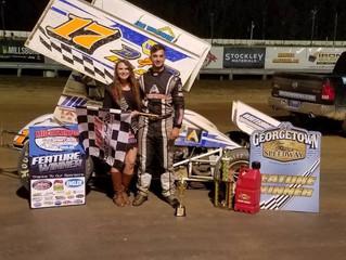 Georgetown Speedway Results 10/28/17