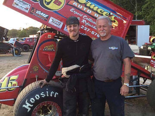 BRYANT DAVIS LOOKING FOR FIRST FEATURE WIN IN 2017 WITH MID-ATLANTIC SPRINT SERIES