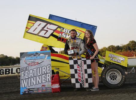 RICKY DIEVA IS YOUR WINNER AT Bridgeport Speedway-Results