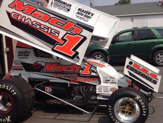 Mid-Atlantic Sprint Series would like to welcome Mach-1 Chassis.