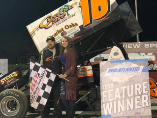 Tim Tanner Jr Wins at Grandview Speedway