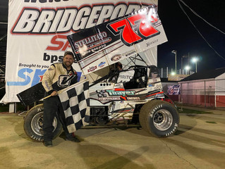 Geiges Wins at Bridgeport Motorsports Park-Results