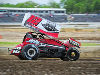 JOE KAY STARTS 2017 OFF WITH A TOP TEN FINISH AT BRIDGEPORT; SETS SIGHTS ON CO-SANCTIONED EVENT AT S