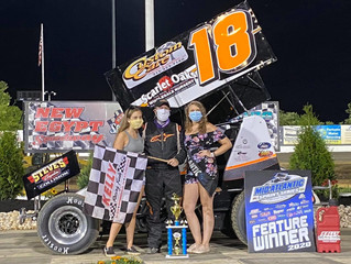 TIM TANNER SWEEPS THE 2020 MID-ATLANTIC SPIRNT SERIES OPENER! Results