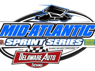 MID-ATLANTIC SPRINT SERIES PRESENTS NEW SERIES SPONSOR DELAWARE AUTO EXCHANGE AT MOTORSPORTS SHOW TH