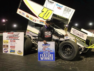 Wagner Wins At Bridgeport: Results