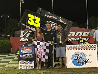 LUTZ WINS THRILLING DUEL AGAINST CARBERRY AT GRANDVIEW