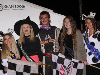 THE 'NEW ENGLAND NIGHTMARE' KYLE SMITH BESTS THE MID-ATLANTIC SPRINT SERIES FIELD AT GRANDVI
