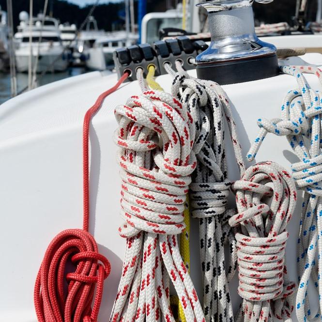 Winter Talk Series - Tying Knots