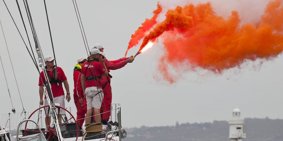 Winter Talk Series - F Words of Marine Safety - Fire, Flares, Floaties
