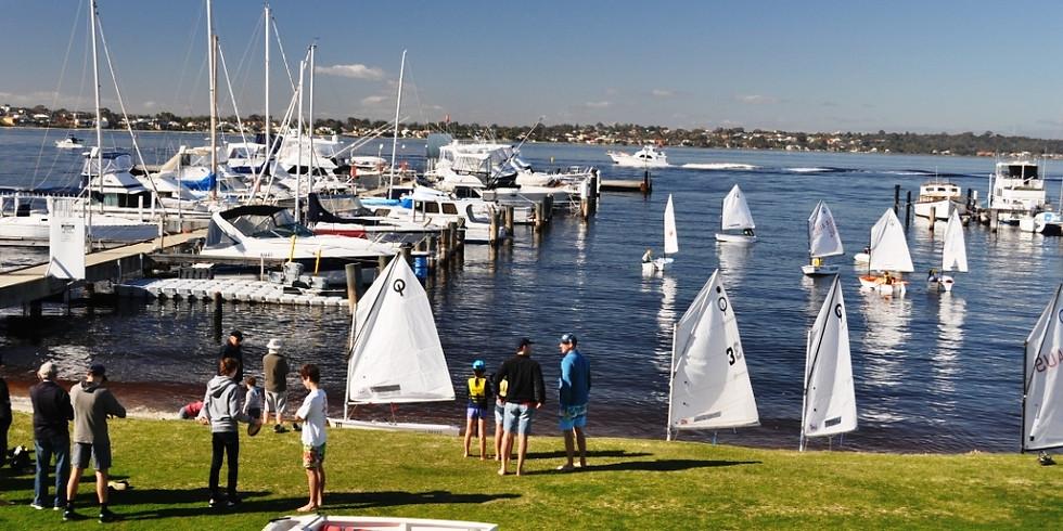 Junior Sail Training
