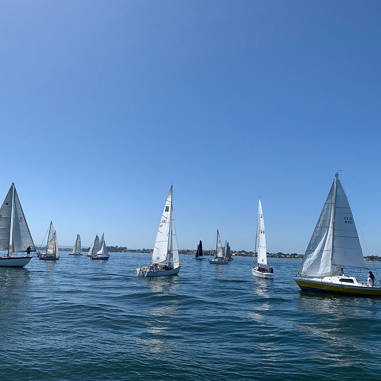 Friday Sailing -  Winter Series