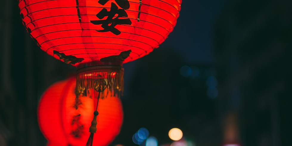 New Members Induction/ Q & A/ Asian Buffet