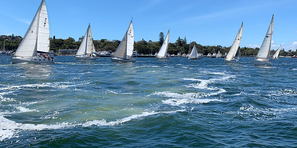 Sunday Sailing - Frostbite