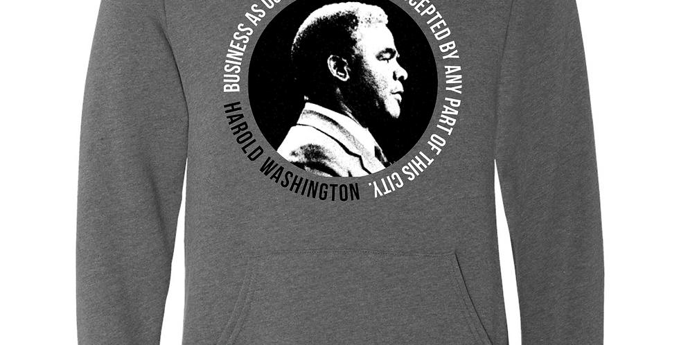 RBC  | Mayor Harold Washington (Hoodie)