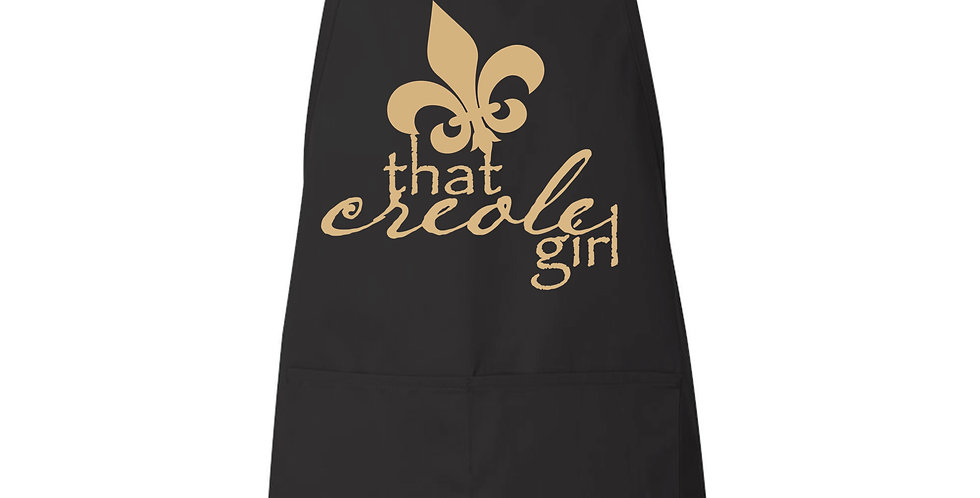 That Creole Girl | Apron