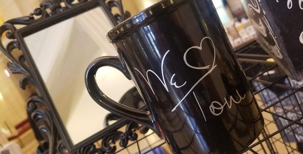 novelties   we love mug