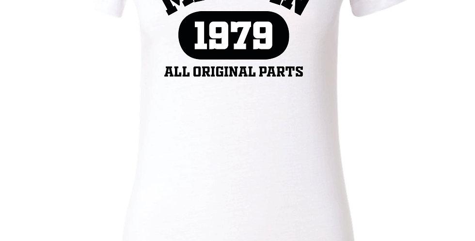 tee | 1979 - made