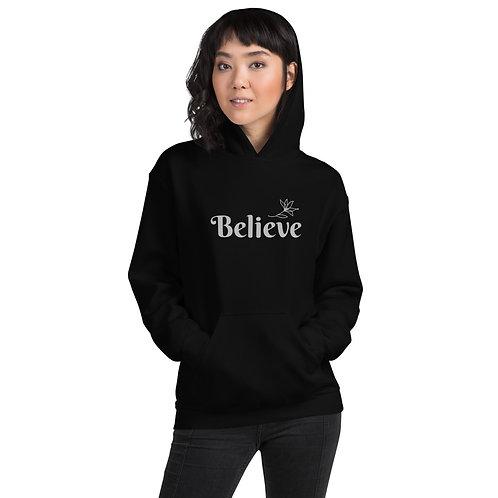 Believe – Unisex Hoodie