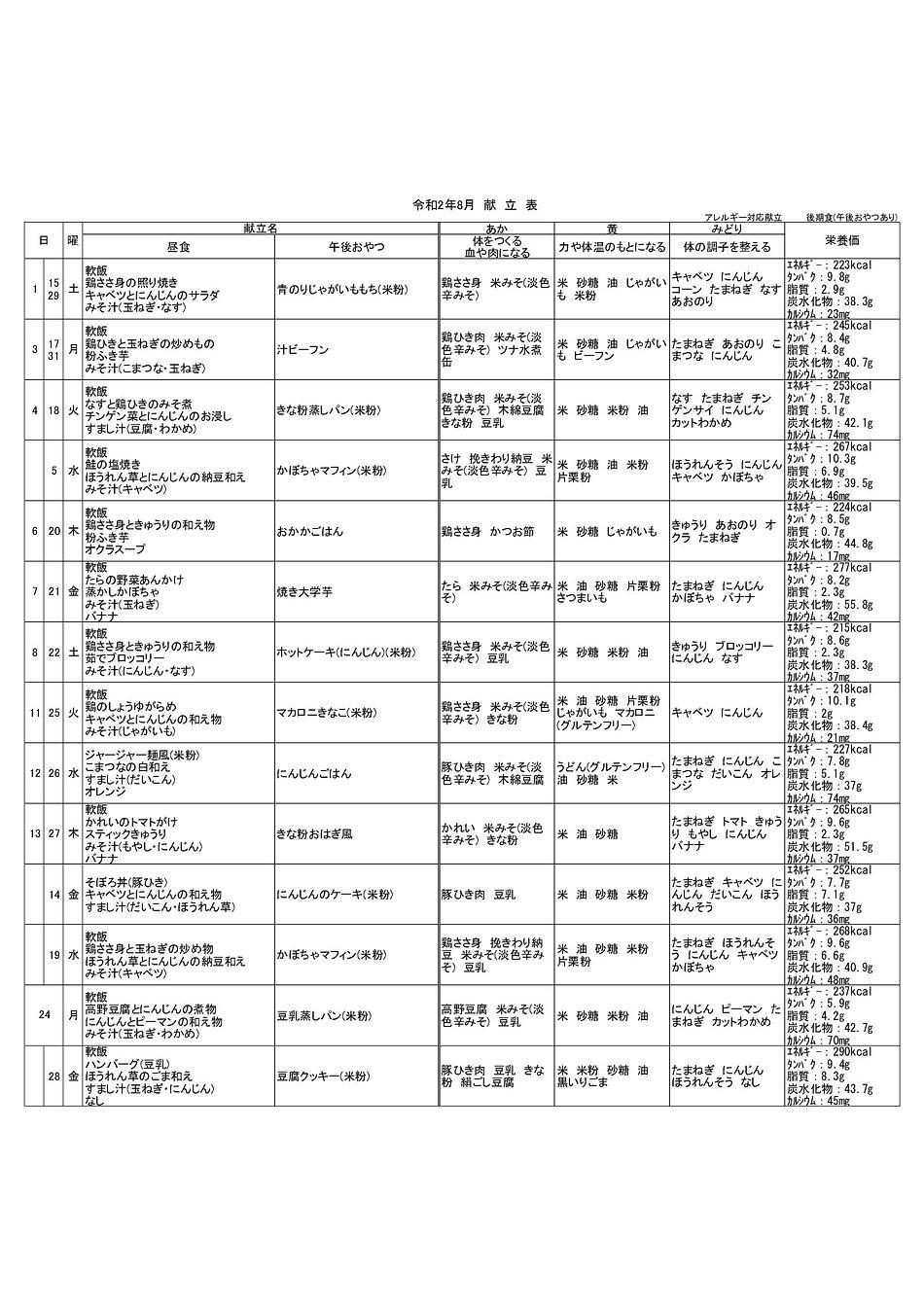 8月キッズ ★アレルギー献立表(後期食).jpg