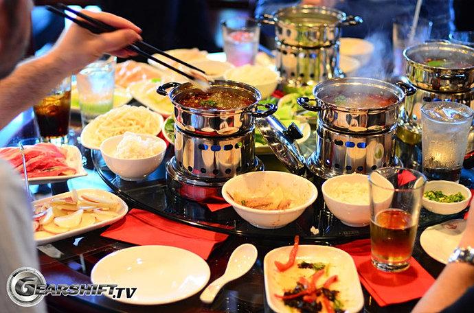 Hot Pot Restaurant Arlington Va
