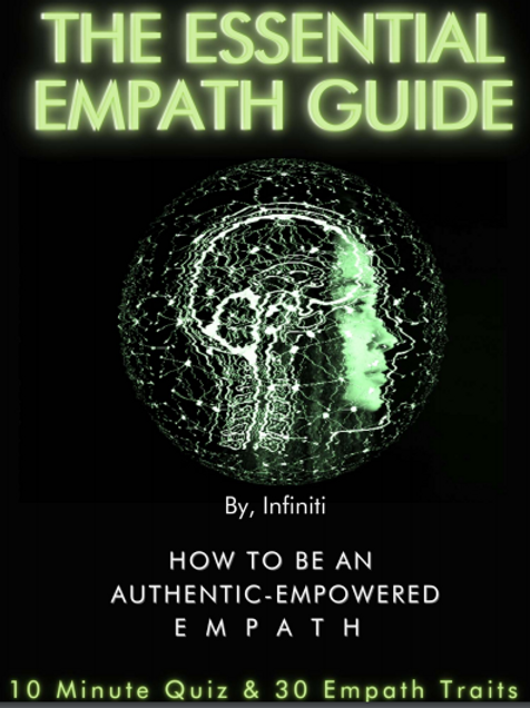 The Essential Empath Guide By, Infiniti