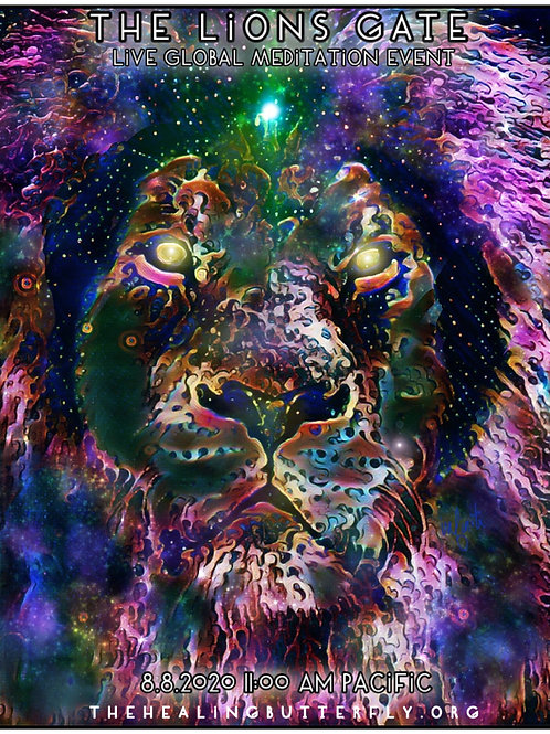 The Lions Gate Meditation