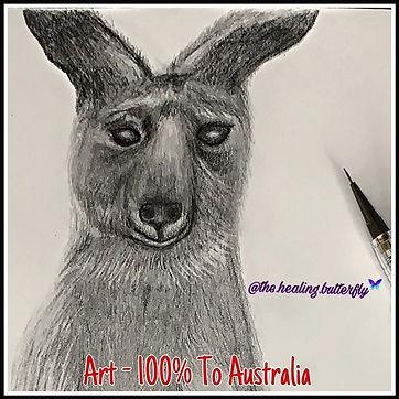 """Australia-The Spirit of Mama & Joey""_(3"