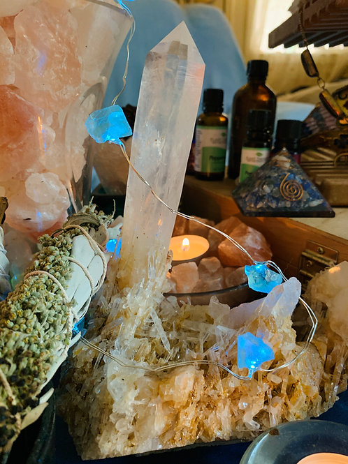 Crystal Gathering With GAIA