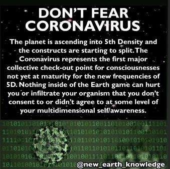 PART 2 Coronavirus & Fears
