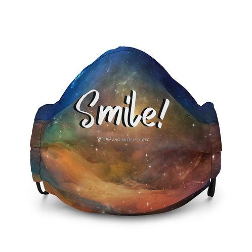 Smile Premium Face Mask