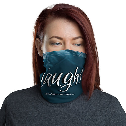 Laugh Sky Neck Gaiter