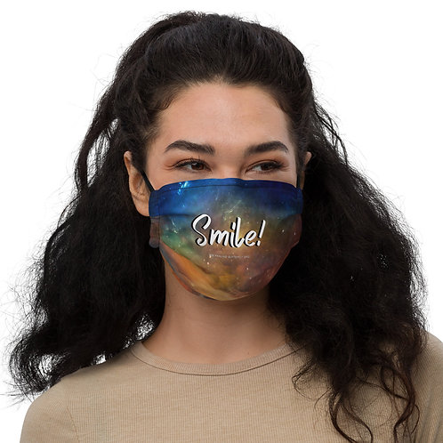 Smile Premium Face Mask