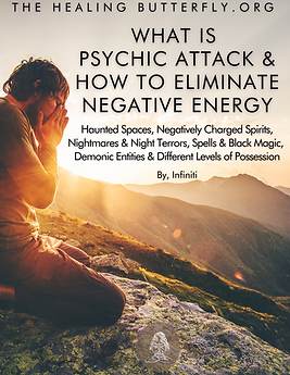 What Is Psychic Attack ebook Cover Page.