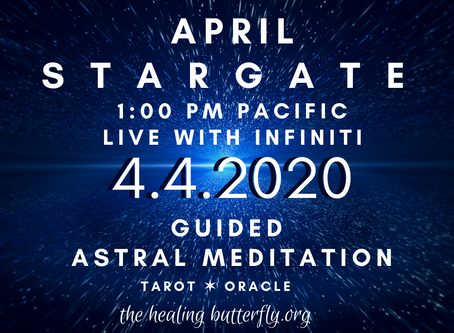 April's 4.4. Stargate-Live On YouTube