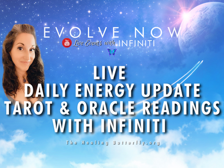 DAILY December Guidance: Infiniti Live On YouTube!