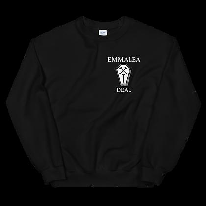 Emmalea Deal Coffin Sweatshirt