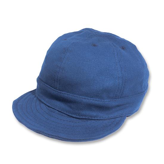 MECHANICAL HAT BLUE